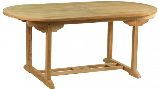 Table en teck HYERES pour 6 personnes