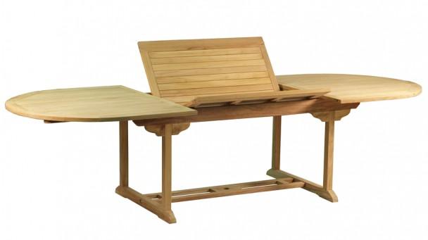 Table en teck RAMATUELLE pour 10 à 12 personnes