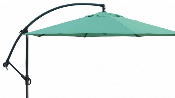 Parasol en aluminium ANCOLIE