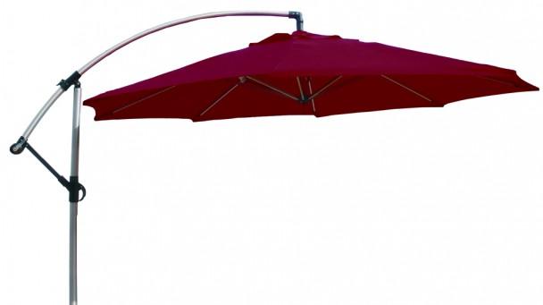 Parasol en aluminium EDELWEISS